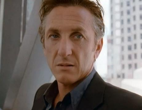 Sean Penn in The Tree Of Life