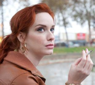 Movies To Watch Tonight rates Christina Hendricks with 3 stars in Drive