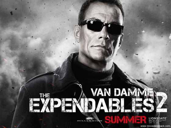 Movies To Watch Tonight review of The Expendables 2